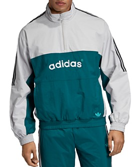 adidas Originals - Arc Color-Block Pullover Track Jacket