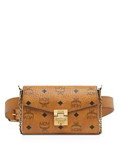 MCM - Patricia Visetos Convertible Belt Bag
