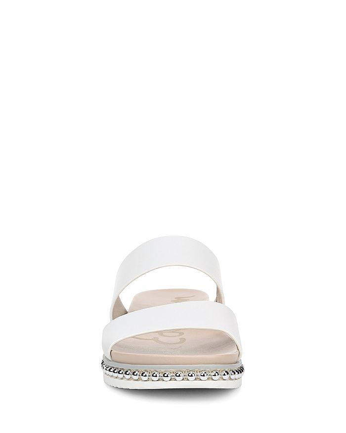 543756057492 Sam Edelman - Women s Asha Studded Leather Slide Sandals