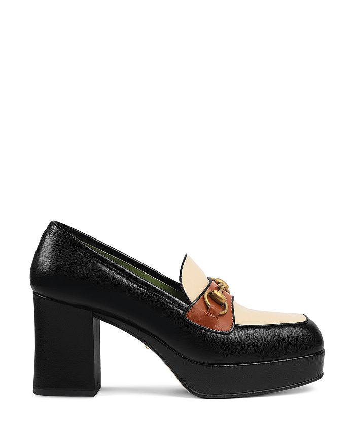 Gucci - Women s Horsebit Platform Loafers d2a601414d