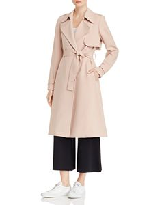 93b300ae60 Oaklane Silk Trench Coat. Recommended For You (11). Theory
