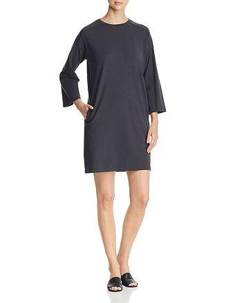 Eileen Fisher Petites - Knit Shift Dress