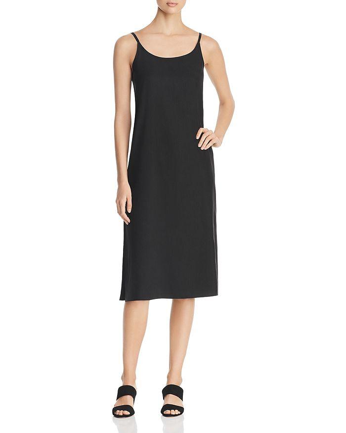 Eileen Fisher Dresses SLEEVELESS SCOOP-NECK DRESS