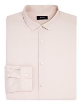 Theory - Solid Slim Fit Dress Shirt