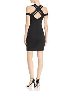 GUESS - Valorie Cold-Shoulder Dress