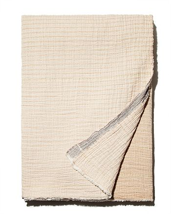 Coyuchi - Organic Cotton Topanga Blanket, King