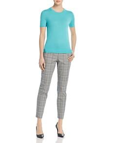 BOSS - Falyssa Short Sleeve Wool Sweater