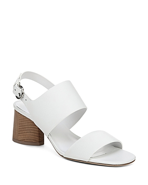 Via Spiga Sandals WOMEN'S LIBBY BLOCK HEEL SANDALS