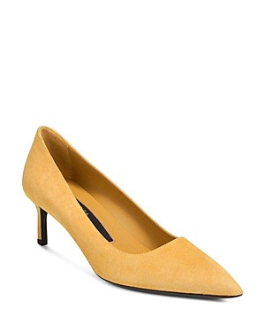 Via Spiga Pumps Women's Nikole 55 Kitten Heel Pumps