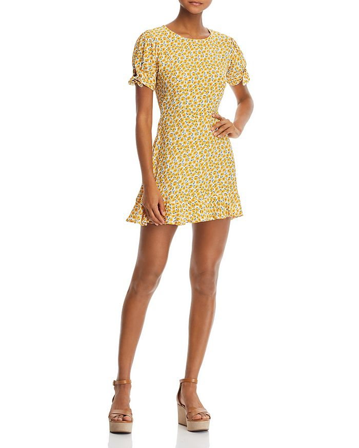 Faithfull the Brand - Daphne Floral Mini Dress