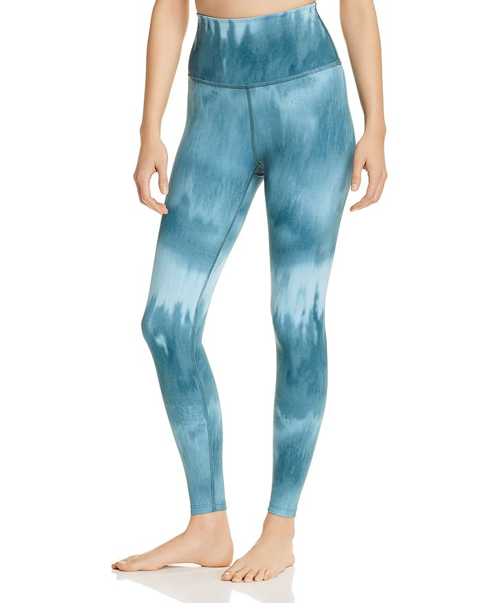 Beyond Yoga - Olympus High-Rise Tie-Dye Leggings