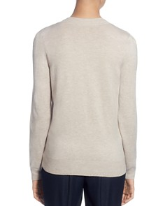 T Tahari - V-Neck Sweater