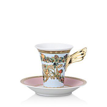 Versace - Butterfly Garden Coffee Cup & Saucer