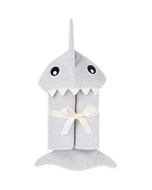 Elegant Baby Boys' Shark Bath-Wrap Towel - Baby