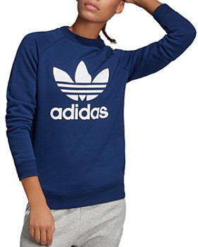 adidas Originals - Trefoil French Terry Sweatshirt