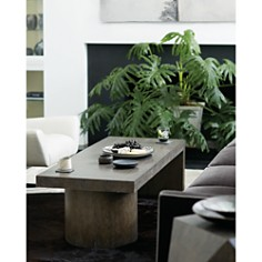 Bloomingdale's - Linea Rectangular Cocktail Table