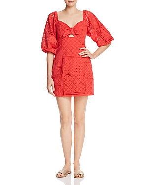 Parker Dresses ARUBA EYELET DRESS