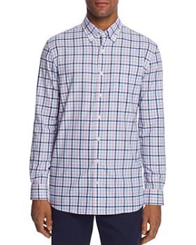 Johnnie-O - Gaffton Plaid Classic Fit Button-Down Sports Shirt