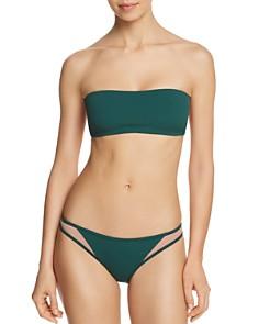 Tori Praver - Royale Bandeau Bikini Top