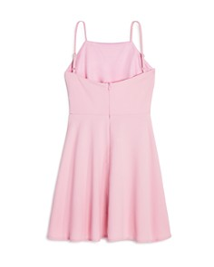 Miss Behave - Girls' Fit-and-Flare Dress - Big Kid