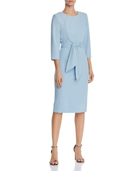 ad072278dd Adrianna Papell - Tie-Waist Dress ...