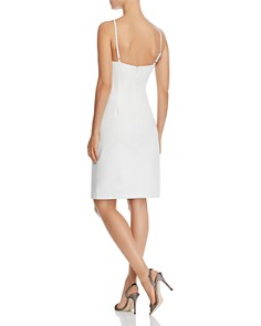 Laundry by Shelli Segal - Ruched Cocktail Dress