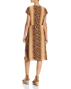 Joie - Bethwyn C Printed Wrap Dress