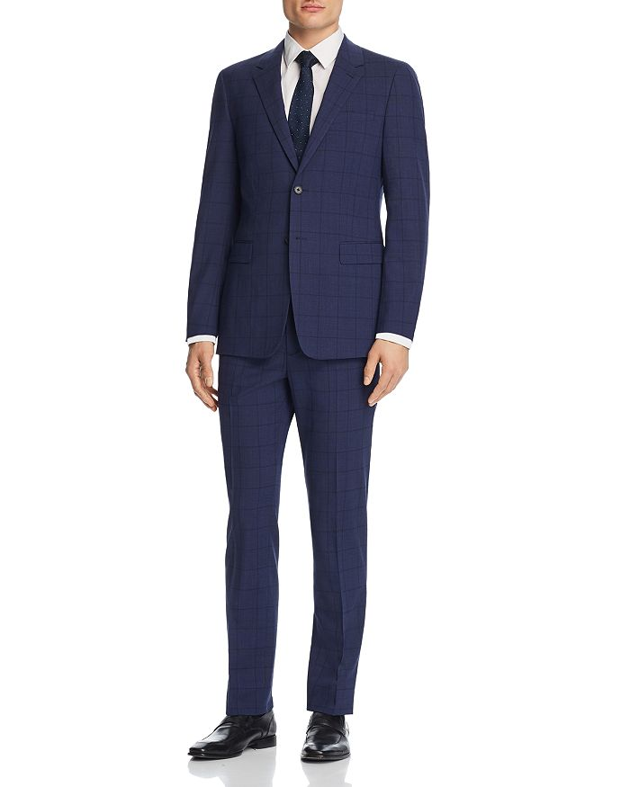 Theory - Chambers & Mayers Windowpane Slim Fit Suit Separates - 100% Exclusive