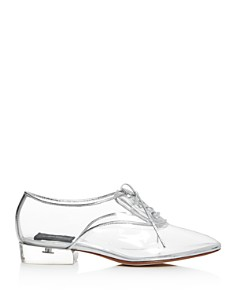 MARC JACOBS - Women's Plain-Toe Oxfords