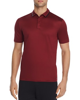 717a1c03c HUGO - Darseille Slim Fit Polo Shirt ...