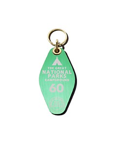 Parks Project - Leave It Better Motel Keychain