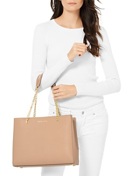 de03c5c08455 ... MICHAEL Michael Kors - Ellis Large Leather Tote