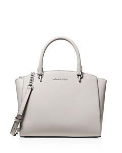 01a8e7b60af7 MICHAEL Michael Kors Ciara Large Leather Satchel | Bloomingdale's