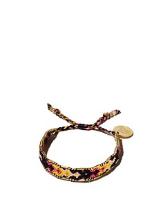 Love Is Project - Bali Adjustable Friendship Bracelet