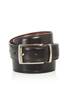 The Men's Store at Bloomingdale's - Men's Reversible Leather Belt - 100% Exclusive