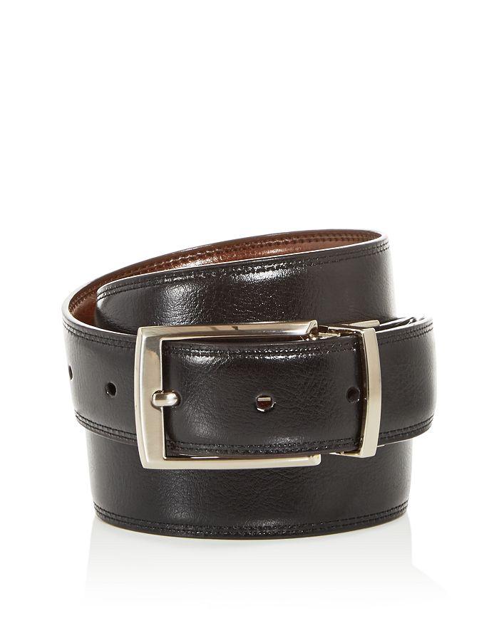 8713d18ef18 The Men s Store at Bloomingdale s - Men s Reversible Leather Belt - 100%  Exclusive