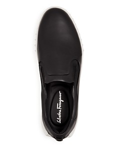 Salvatore Ferragamo - Men's Cruise Willy Slip-On Sneakers