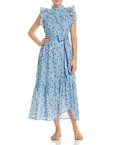 Banjanan - Bulbul Printed Ruffle Dress