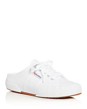 Superga - Women's Low Top Sneaker Mules