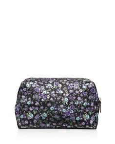 COACH - Large Boxy Posey Print Cosmetic Case