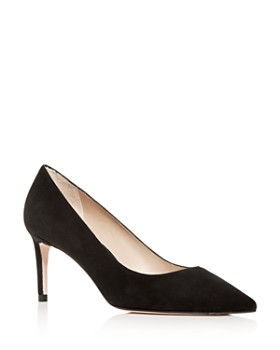 08746d13f95b Stuart Weitzman - Women s Leigh Pointed-Toe Pumps ...