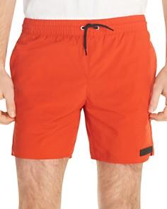 Sandro - Sea Drawstring Swim Shorts