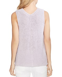 VINCE CAMUTO - Sleeveless V-Neck Sweater - 100% Exclusive