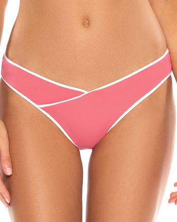 BECCA® by Rebecca Virtue - On The Edge Hipster Bikini Bottom