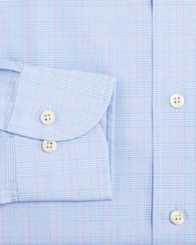 Ledbury - Tauton Check Slim Fit Dress Shirt