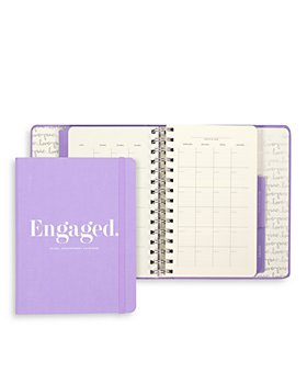 kate spade new york - Bridal Appointment Calendar, Engaged