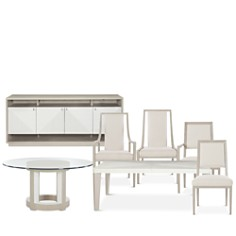 Bloomingdale's Artisan Collection - Axiom Dining Collection