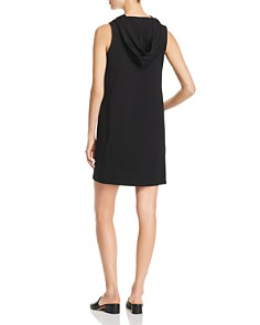 Eileen Fisher - Hooded Shift Dress