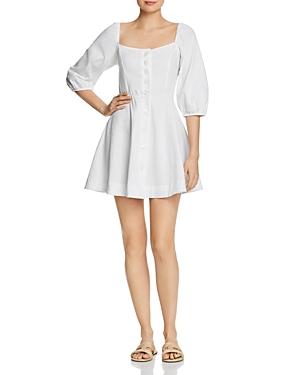 S/W/F Babydoll Mini Dress