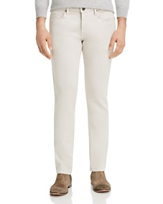 J Brand - Kane Straight Fit Jeans in Keckley Strah